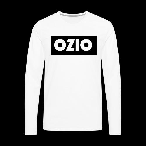 Ozio's Products - Men's Premium Longsleeve Shirt