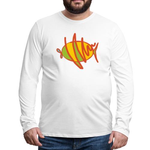 fish - Männer Premium Langarmshirt