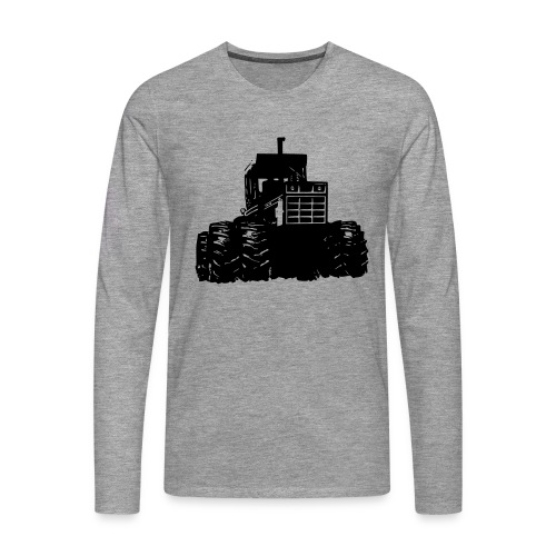 IH 4WD Tractor - Men's Premium Longsleeve Shirt
