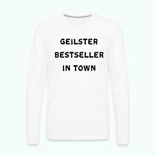 BESTSELLER - Männer Premium Langarmshirt