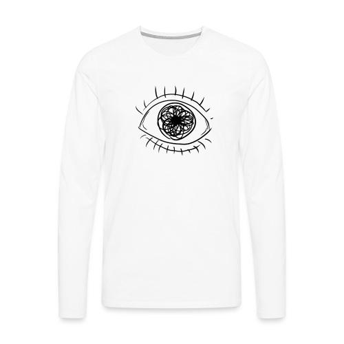 EYE! - Men's Premium Longsleeve Shirt