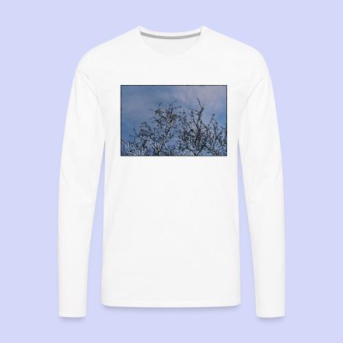 Summer times - Male shirt - Herre premium T-shirt med lange ærmer