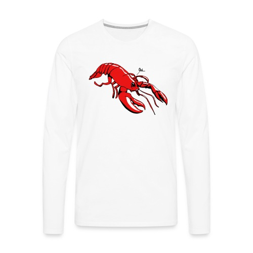 Lobster - Men's Premium Longsleeve Shirt