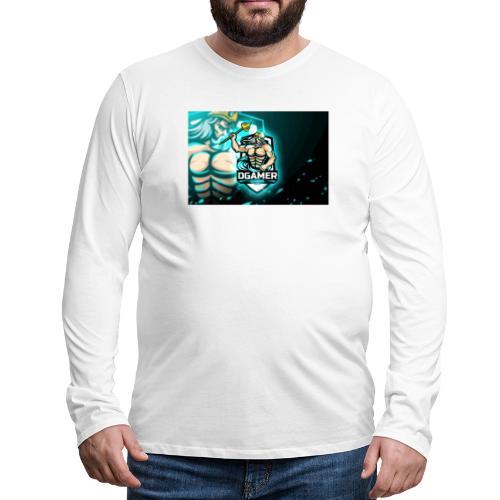 8251831F EA3A 4726 A475 A5510CDECB5A - Långärmad premium-T-shirt herr
