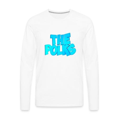 THEPolks - Camiseta de manga larga premium hombre