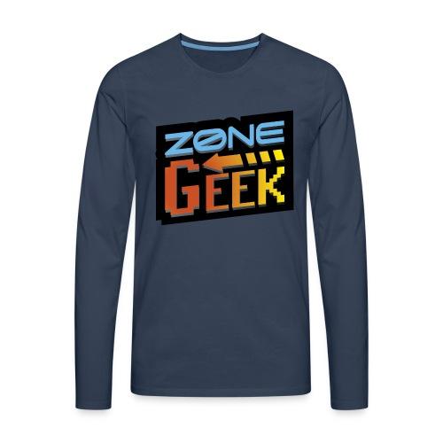 NEW Logo T-Shirt Femme - T-shirt manches longues Premium Homme