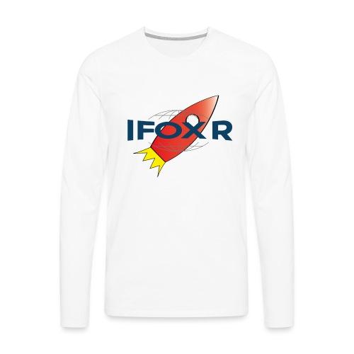 IFOX ROCKET - Långärmad premium-T-shirt herr