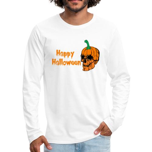 Happy Halloween - Men's Premium Longsleeve Shirt