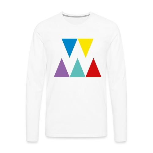 Logo We are les filles - T-shirt manches longues Premium Homme