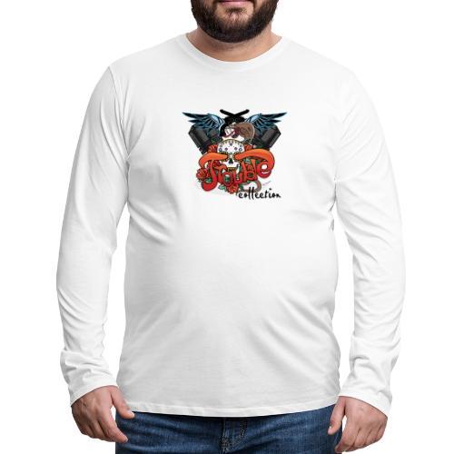 Trouble ONE - Männer Premium Langarmshirt