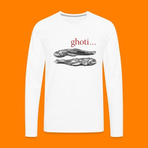 ghoti - Men's Premium Longsleeve Shirt