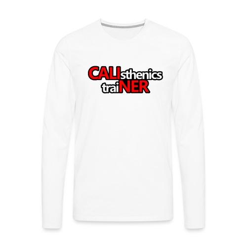 Caliner T-shirt - Maglietta Premium a manica lunga da uomo