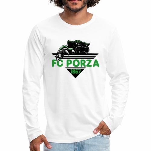 FC Porza 1 - Männer Premium Langarmshirt