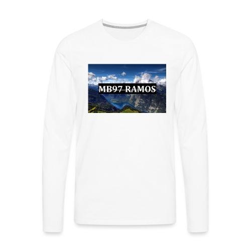 MB97RAMOS - Männer Premium Langarmshirt
