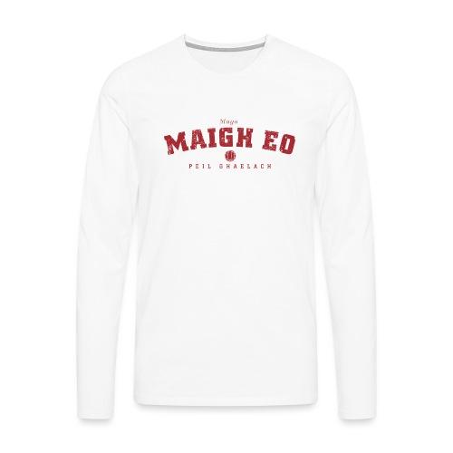 mayo vintage - Men's Premium Longsleeve Shirt