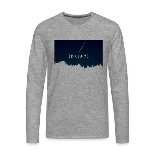 DREAM - T-shirt manches longues Premium Homme
