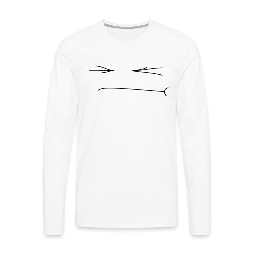 Gepfetzt - Männer Premium Langarmshirt