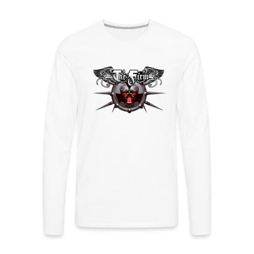 T-Shirt NUKE (femme) - T-shirt manches longues Premium Homme