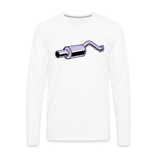 Muffler F - T-shirt manches longues Premium Homme