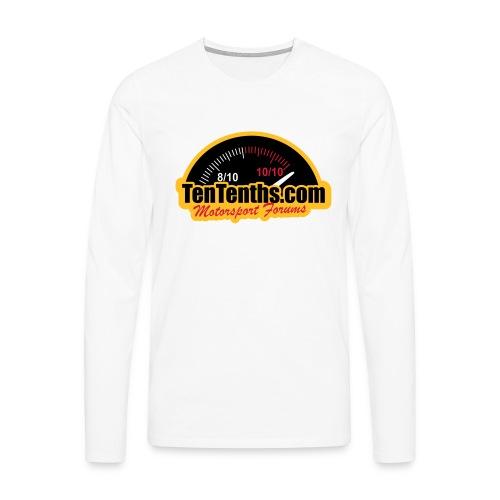 3Colour_Logo - Men's Premium Longsleeve Shirt