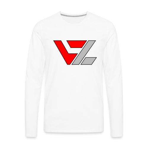 vusionZ   Peace - Männer Premium Langarmshirt