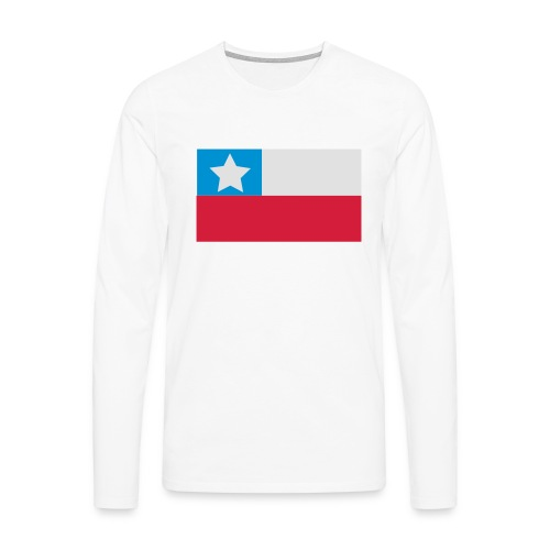 chile - Männer Premium Langarmshirt