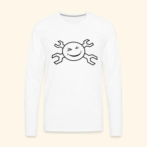 logo_atp_black - Men's Premium Longsleeve Shirt