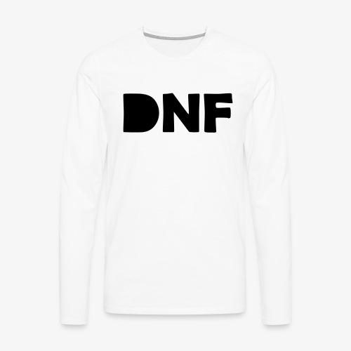 dnf - Männer Premium Langarmshirt