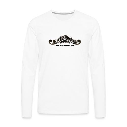 HOVEN DROVEN - Babydress - Men's Premium Longsleeve Shirt