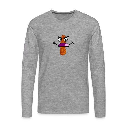 Bacon Man T-Shirt! - Men's Premium Longsleeve Shirt