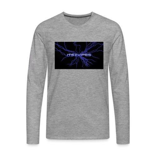 Beste T-skjorte ever! - Premium langermet T-skjorte for menn