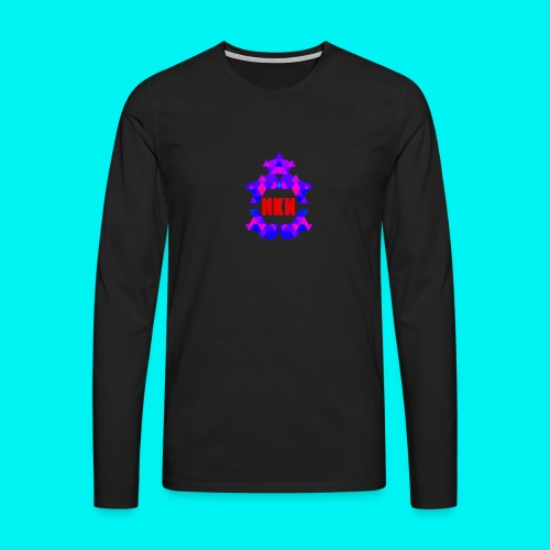 Nebuchadnezzar The Bag - Men's Premium Longsleeve Shirt