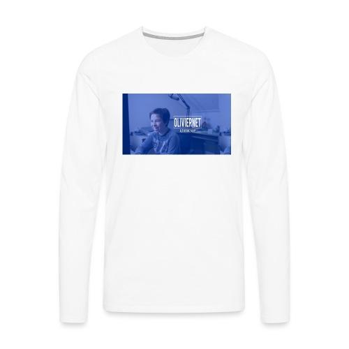 banner 3 jpg - Mannen Premium shirt met lange mouwen
