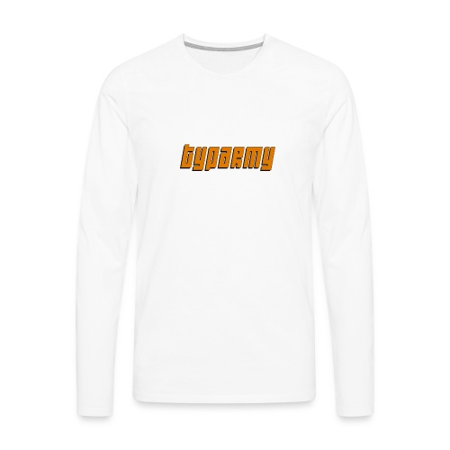 TypArmy - Hoodie - Männer Premium Langarmshirt