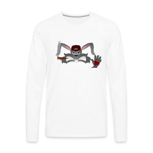 Hallo How are you - Herre premium T-shirt med lange ærmer