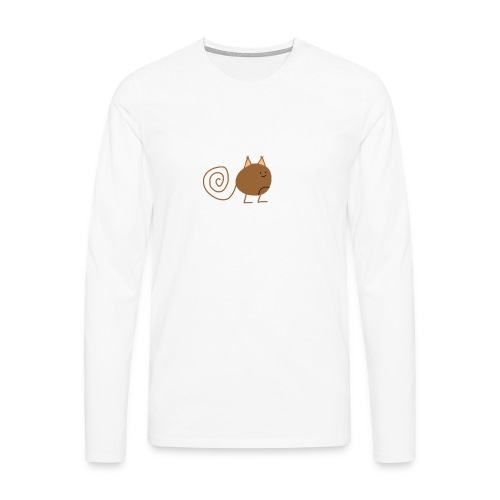 Fred - Männer Premium Langarmshirt