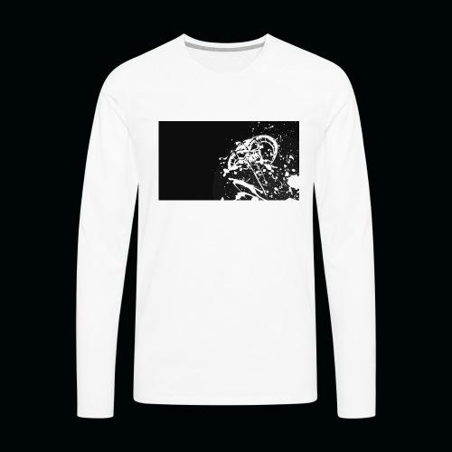 h11 - T-shirt manches longues Premium Homme