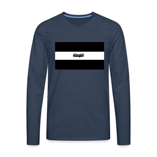 OkanyTV - Männer Premium Langarmshirt