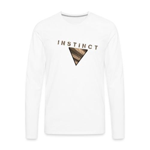 Logo 1495180513217 - T-shirt manches longues Premium Homme