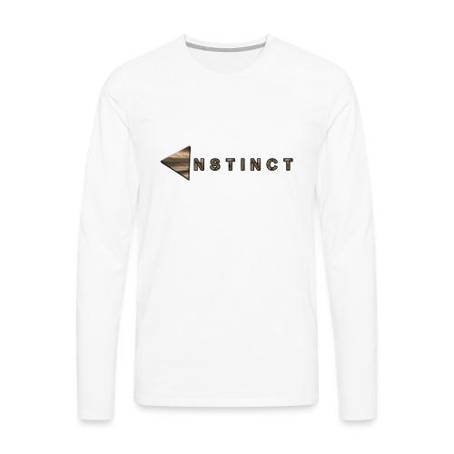 Logo 1495180687782 - T-shirt manches longues Premium Homme