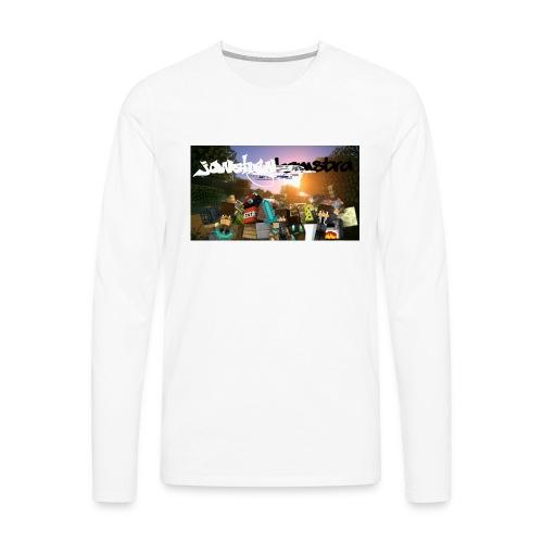 6057231244D88B5F5DED63C6F58FB0122038CBC7A63A50B55 - Men's Premium Longsleeve Shirt