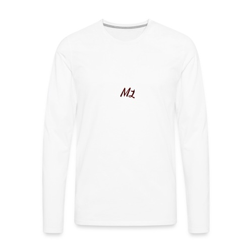 ML merch - Men's Premium Longsleeve Shirt