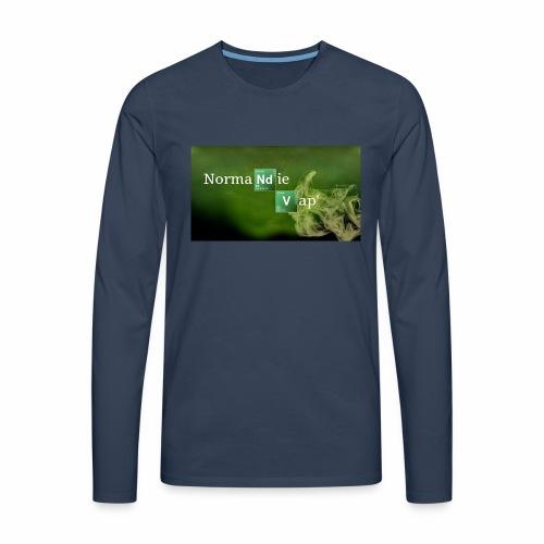 Normandie Vap' - T-shirt manches longues Premium Homme