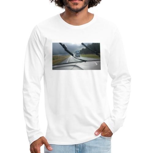 LKW - Truck - Neuseeland - New Zealand - - Männer Premium Langarmshirt