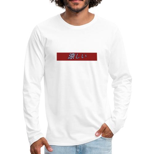 Stoer - Mannen Premium shirt met lange mouwen