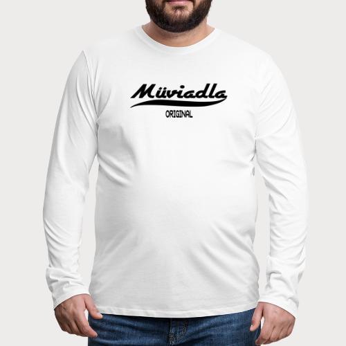 Mühlviertel - Männer Premium Langarmshirt