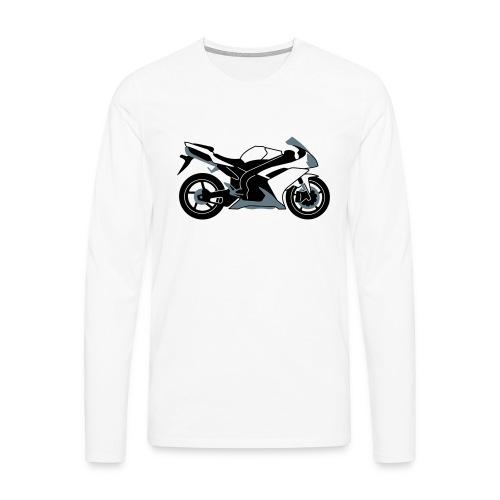 R1 07-on V2 - Men's Premium Longsleeve Shirt