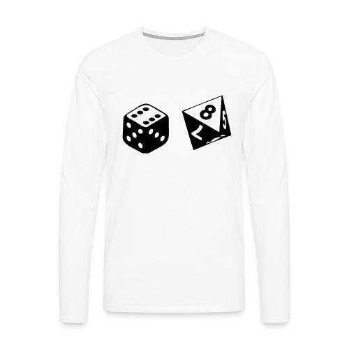 68 - T-shirt manches longues Premium Homme