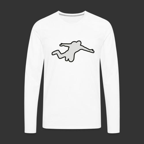 Basejump - Männer Premium Langarmshirt