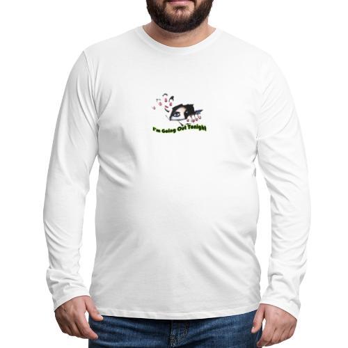 Fherry-stasera esco - Maglietta Premium a manica lunga da uomo